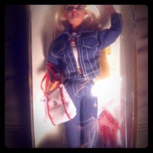Chuck E. Cheese Barbie